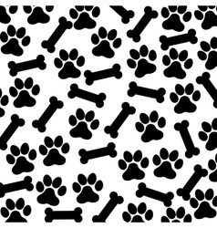 Animal print background isolated icon vector