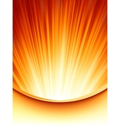 abstract card burst vector image vector image