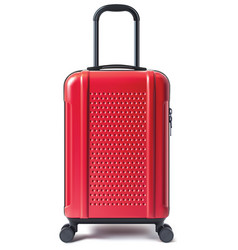 travel suitcase isolated 3d vector image