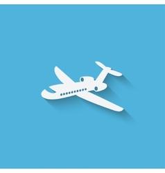Aircraft design element vector