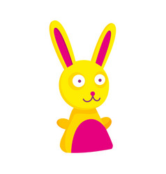 children toy cute funny toy for little kid vector image