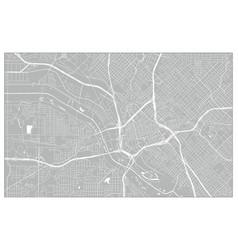 City map dallas vector