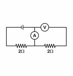 Electrical circuit vector