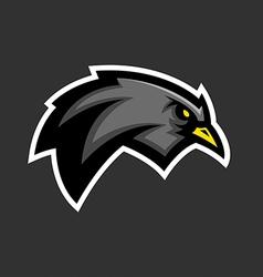 Blackbird vector image