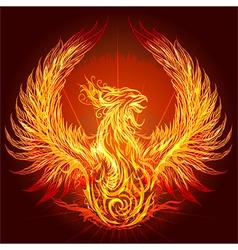 The Phoenix vector image vector image