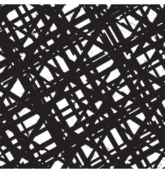 Grid Background Chaos vector image