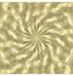 Alien fluid metal texture vector image vector image