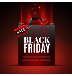 Black Friday Sale Template vector