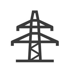 Electric power transmission maintenance vector