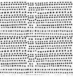 Handmade abstract seamless patterns vector