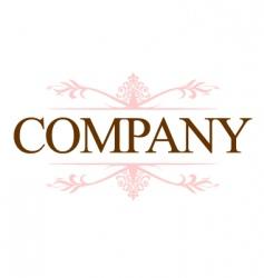 Vintage company logo vector