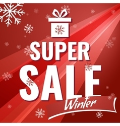 Sale new year poster vector