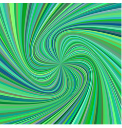 abstract swirl background from rotated rays vector image