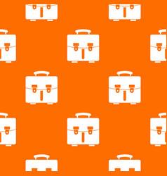 Diplomat bag pattern seamless vector