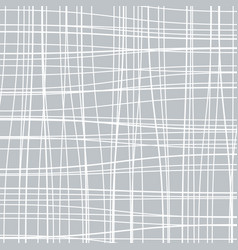 Subtle line pattern checked background rough vector