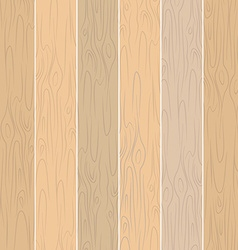 Wooden boards Texture of wood Old planks vector image