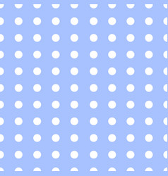 easter blue seamless pattern retro points vintage vector image
