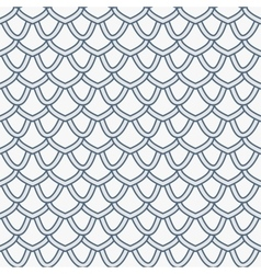 Tile geometric pattern - seamless background vector image
