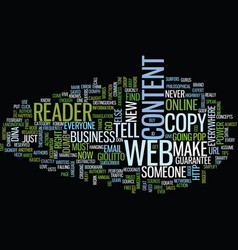 Are you content with your content text background vector