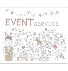 Event Service vector