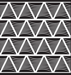 Geometric background design - triangles smooth vector