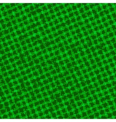 Square Grass Texture vector image