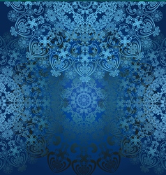 44441blue vector image