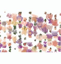 Abstract pencil or pen lines sketch generative vector