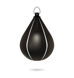 Big punching bag vector