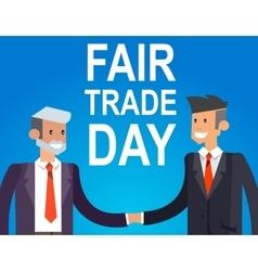 Digitally generated Fair Trade vector