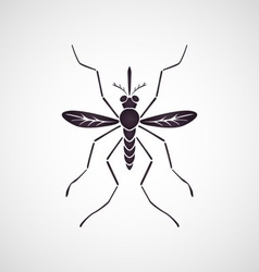 Mosquito Logo vector