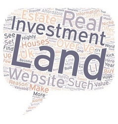 How To Make Money With A Simple Website About Land vector image