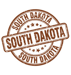 South dakota vector
