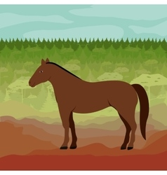 Animal wildlife design vector