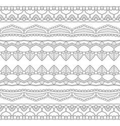 Mehndy orient background vector