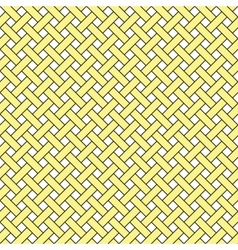 Basket weave seamless pattern vector