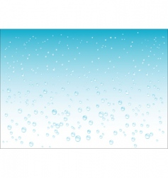 drops fall background vector image
