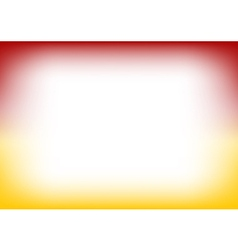 Red Yellow Copyspace Background vector image