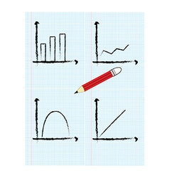 note on paper vector image vector image