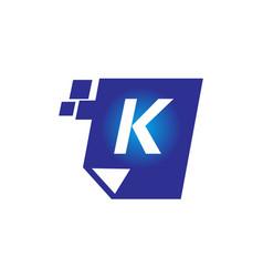 Digital paper initial k vector