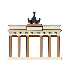 Germany related icon image vector