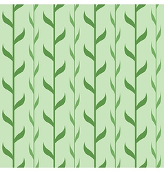 Seamless pattern with branches2 vector image