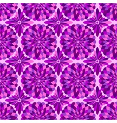 abstract seamless pink pattern vector image vector image