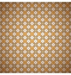 Seamless Colorful Retro Pattern Background vector image vector image