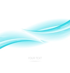 Abstract background wave vector