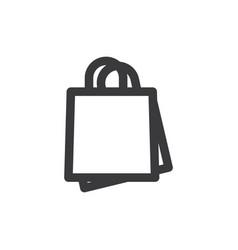duty free icon vector image