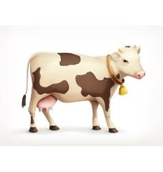 Cow icon vector image vector image