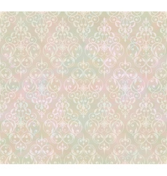 Vintage abstract classic seamless pattern vector image