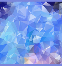 Abstract irregular polygon square background vector