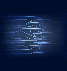 abstract digital vector image